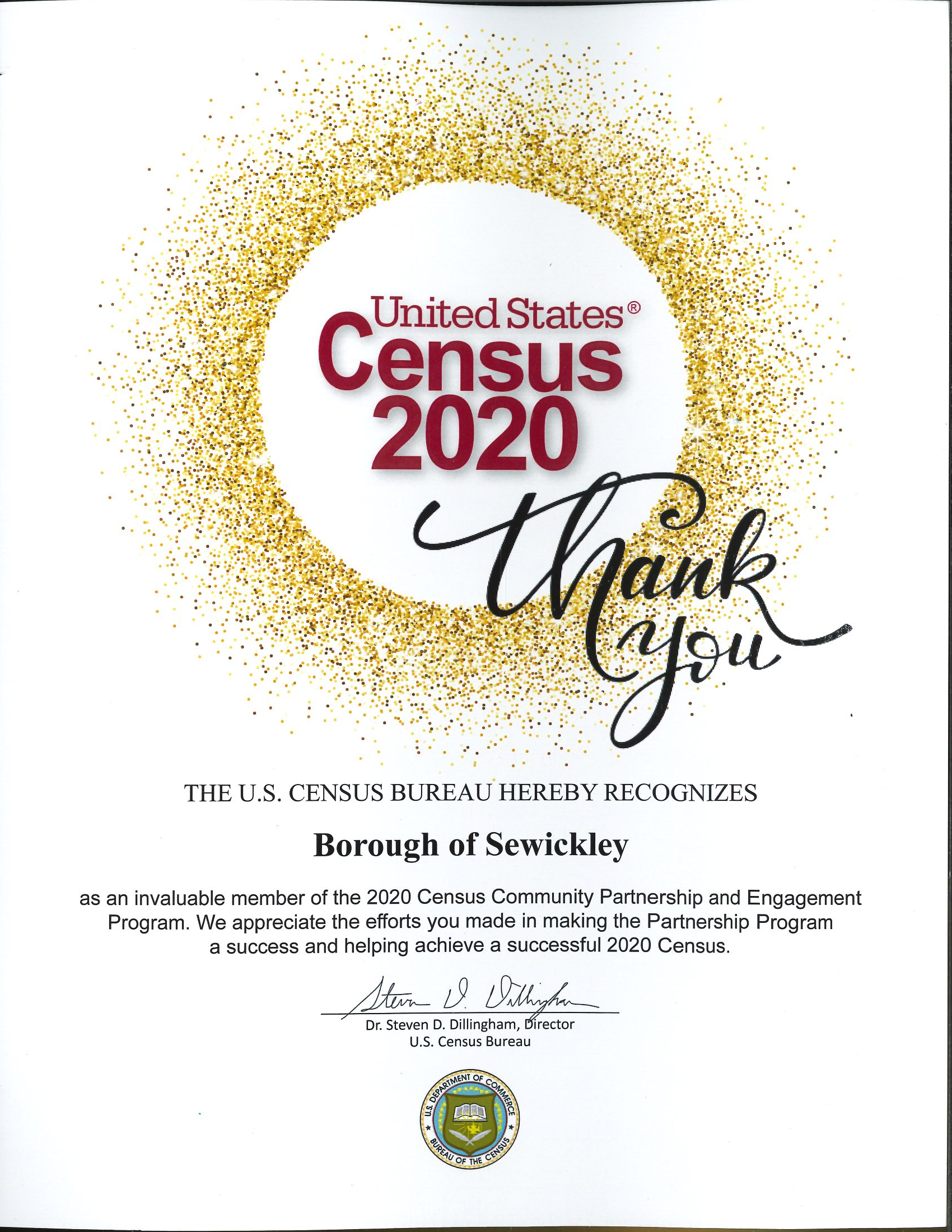 Census Recognition Rev 1