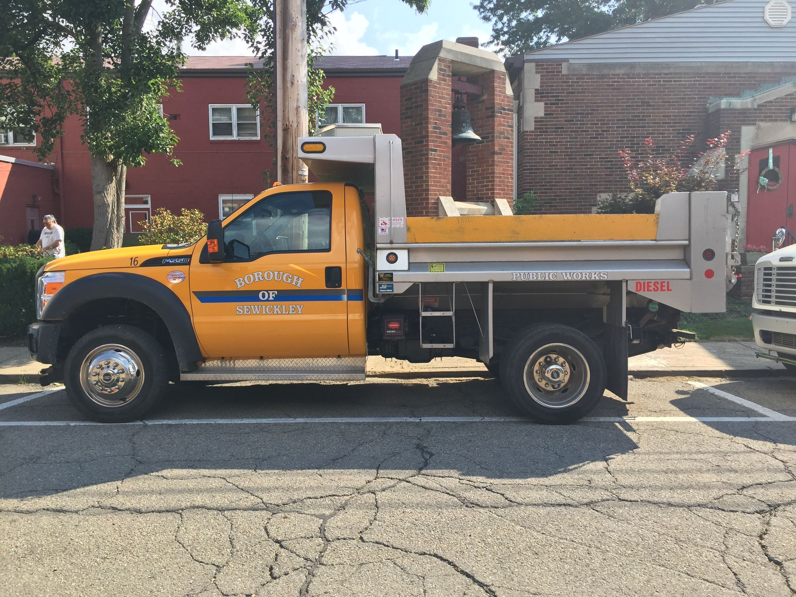 Clean-Idle Certification | Sewickley Borough, PA